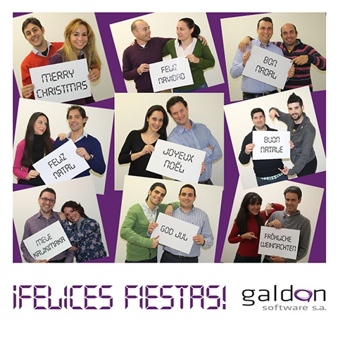 Navidad 2012 Galdón Software