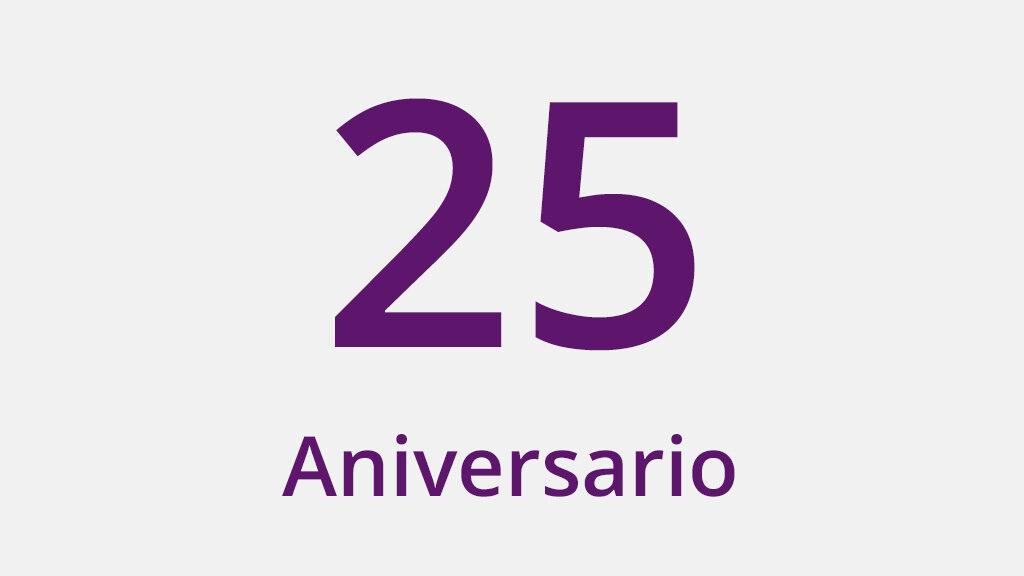 25 Aniversario Galdón Software