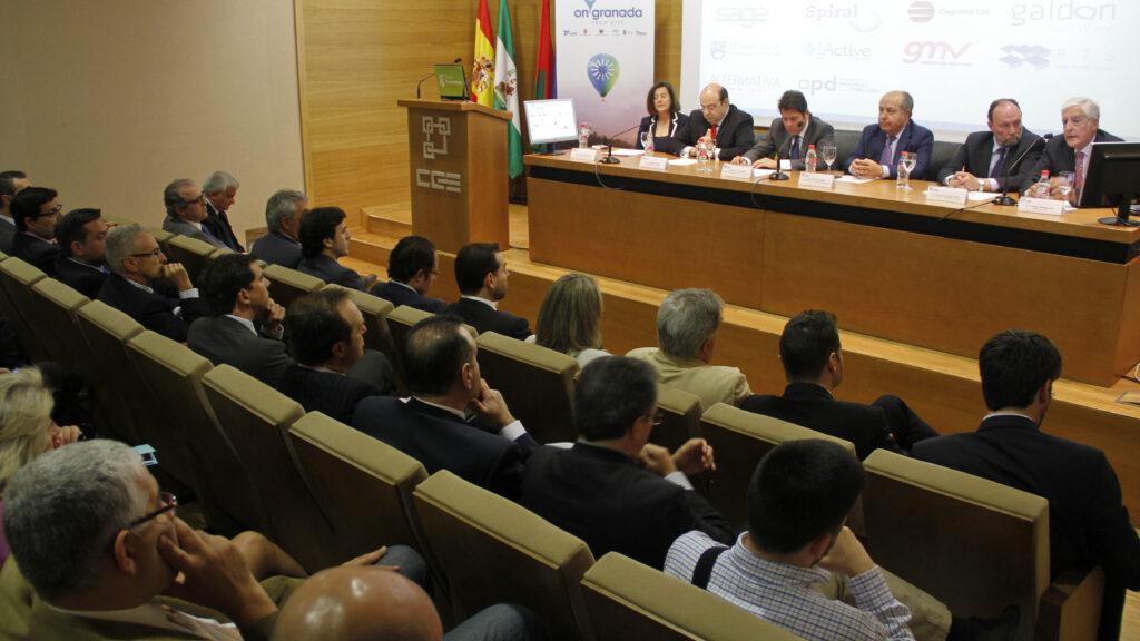 On Granada Tech City 2013 Galdón Software