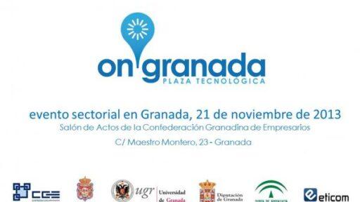 onGranada 2013 Galdón Software