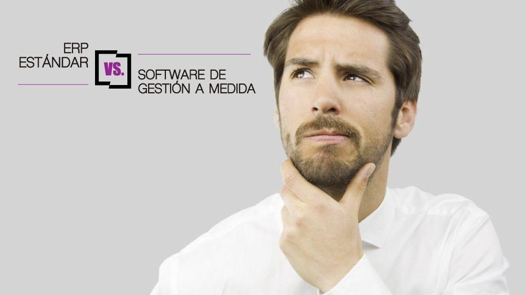 Diferencia Software a medida y ERP Galdón Software