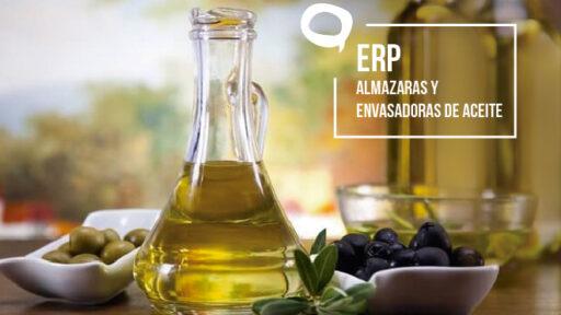 ERP Almazaras Galdón Software