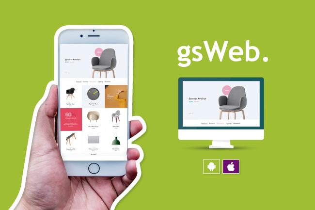 gsWeb Galdón Software