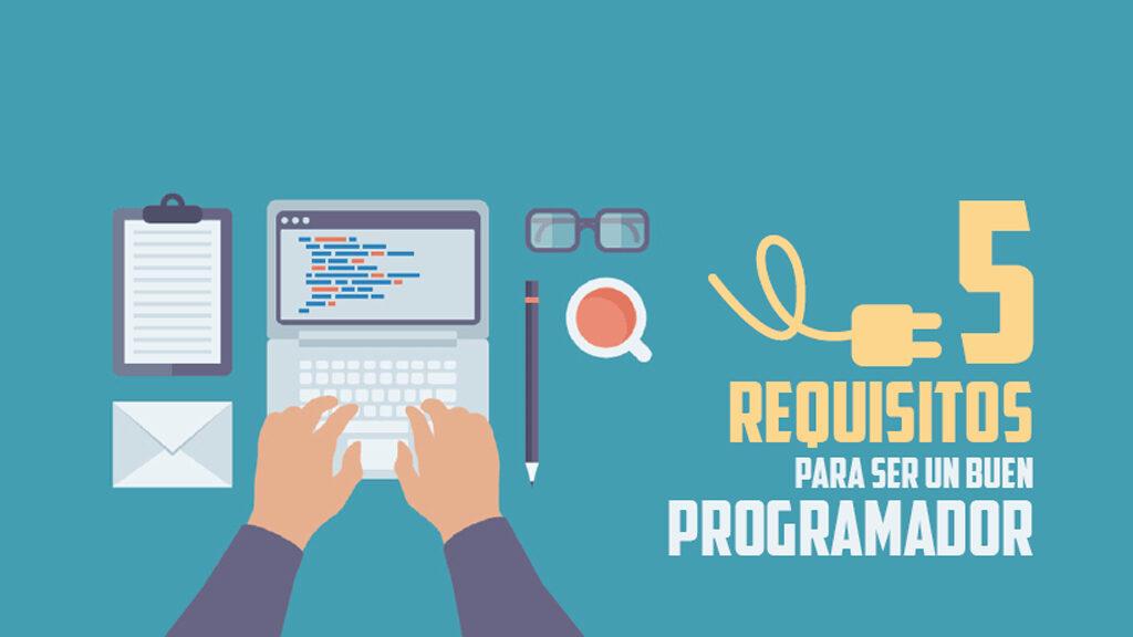 Requisitos Buen programador Galdón Software