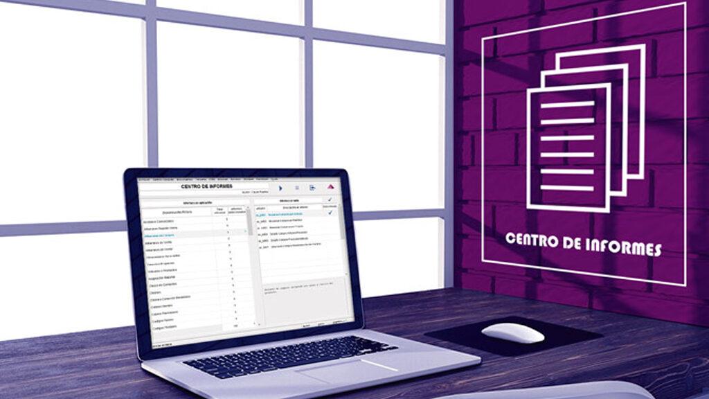 Centro Informes Galdón Software
