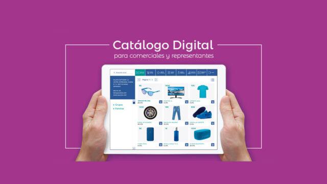 Catálogo Digital para Comerciales y Representantes