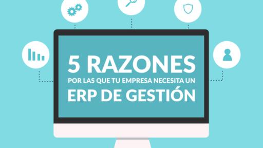 5 Razones ERP Gestión Galdón Software