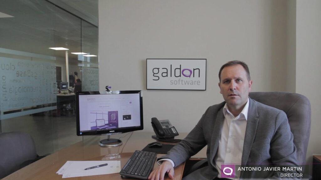 Video Informes Programados Galdón Software