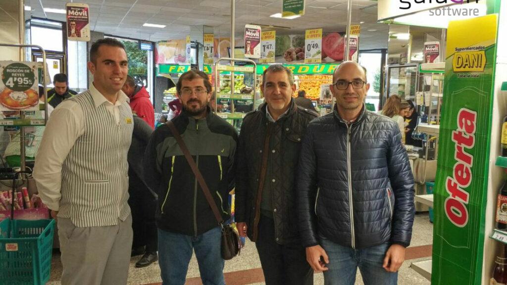 Supermercados Dani Galdón Software