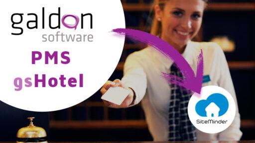 gsbase Galdón Software gsHotel SiteMinder