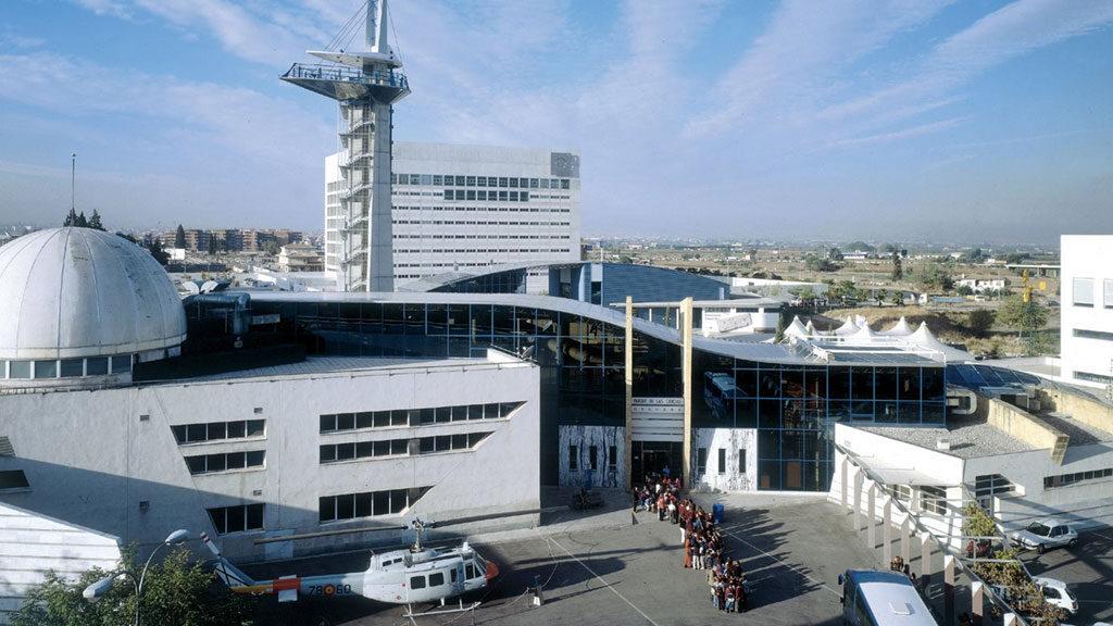 Evento 30 Aniversario Galdón Software Parque de las Ciencias Granada