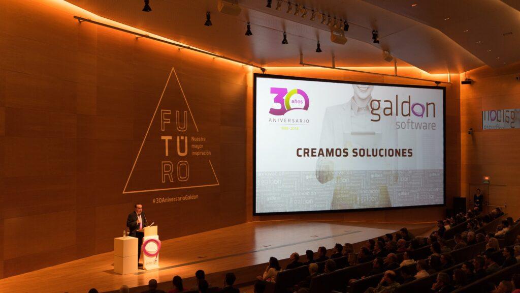 30 Aniversario Galdón Software Granada Juan Huertas Galdón