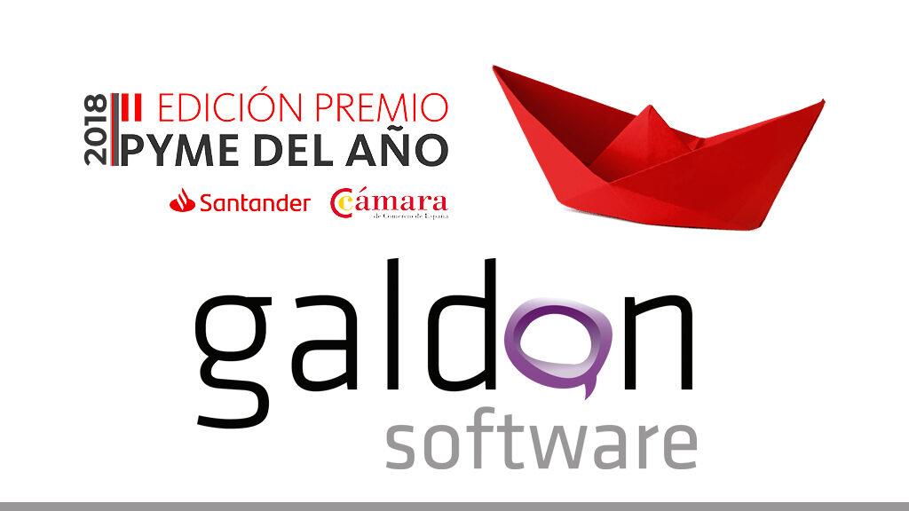 Edición 2019 Cámara de Comercio Granada Galdón Software Pyme del Año