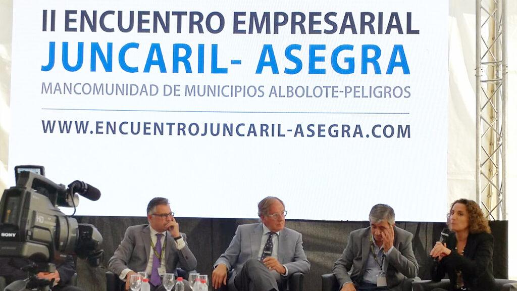 Encuentro Empresarial Juncaril - Asegra 2018 Galdón Software