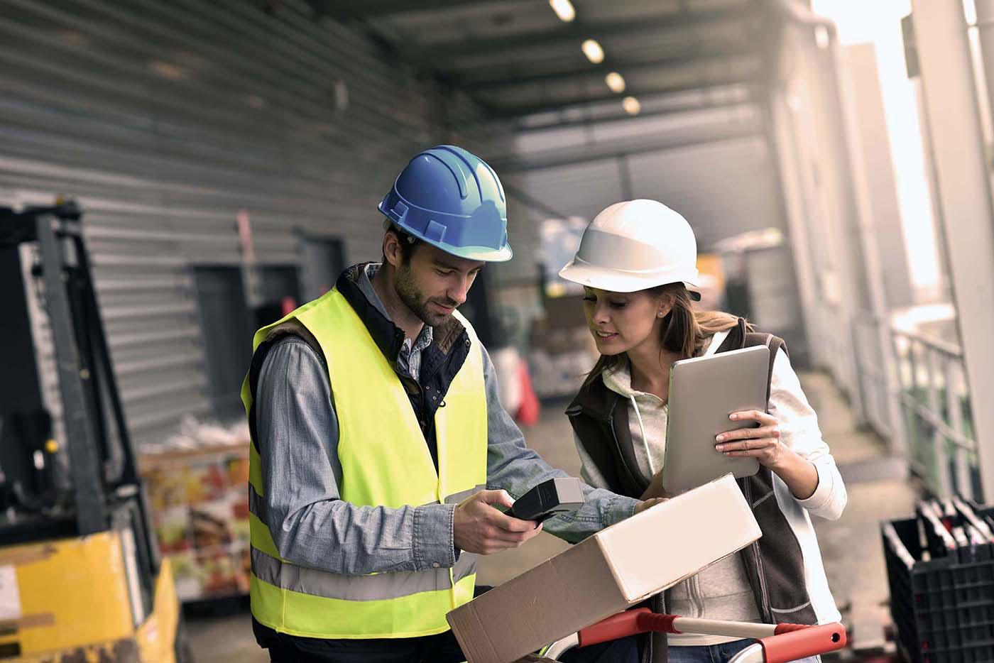 APP Preparación y Recepción de Mercancía