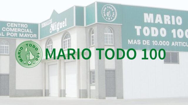 Caso de Éxito Mario Todo 100