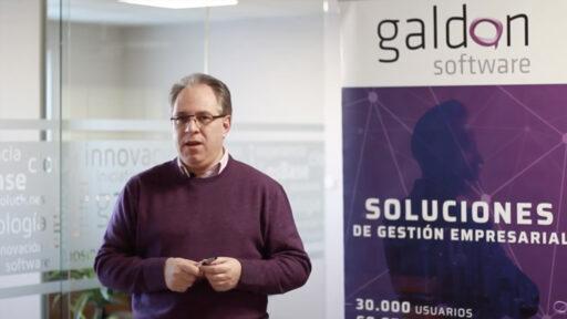 software para producción aceite oliva Galdón Software