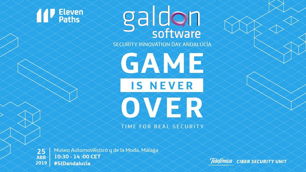 Galdón Software presente en el «Security Innovation Day Andalucía»