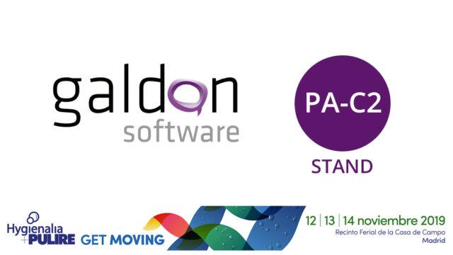 Galdón Software estará presente en Hygienalia 2019