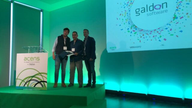 Galdón Software premio VMware 2019 by acens