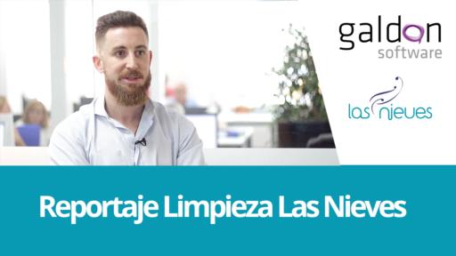 Reportaje Limpieza Las Nieves Galdón Software
