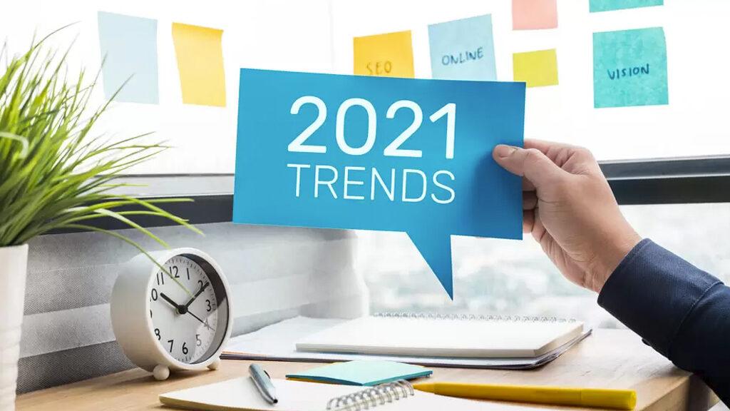 5 Tendencias Tecnológicas para 2021