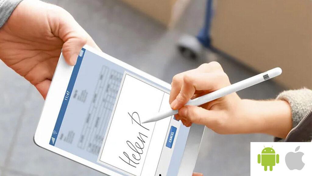 APP móvil gestión de repartos